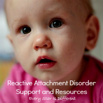 Reactive Attachment Disorder Support and Resources for parents and caregivers.