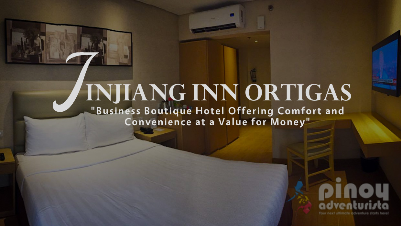 HOTEL REVIEW: Jinjiang Inn Ortigas,