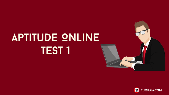 Aptitude Online Test 1