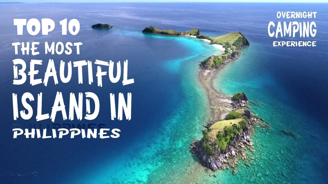 top 10 most famous and most beautiful islands in the Philippines