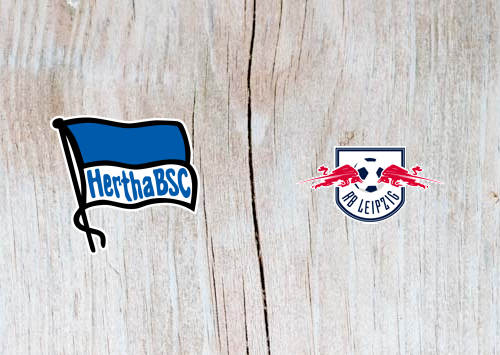 Hertha Berlin vs RB Leipzig - Highlights 03 November 2018