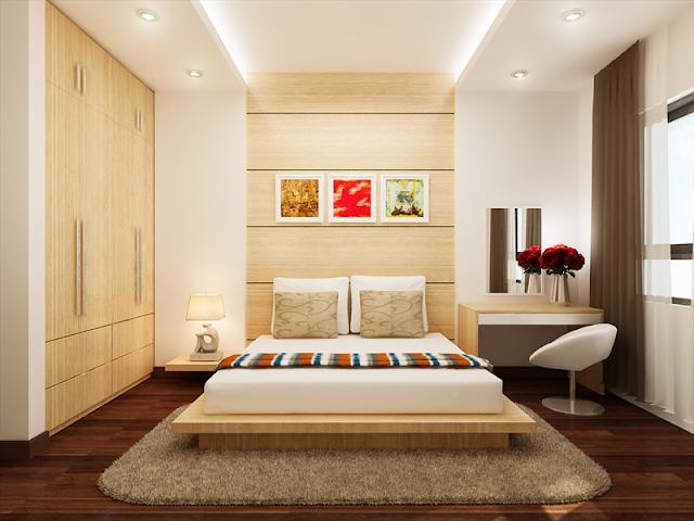 Thiết kế nội thất cho đêm tân hôn 1