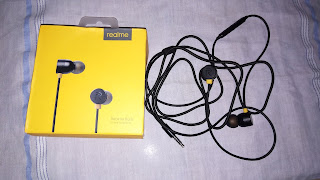 RealMe-Buds-Ear Phone