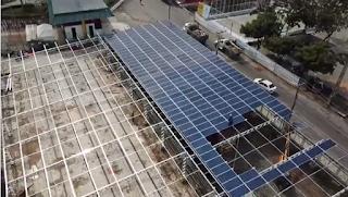 Grendene constrói parque gerador de energia solar em Sobral