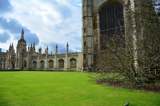 King's Chapelle Cambridge