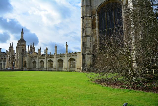 King's Chapelle Cambridge