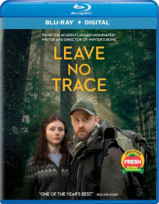 Leave No Trace 2018 Blu Ray