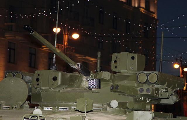 Броневая машина пехоты К-17 «Бумеранг», вид на башню