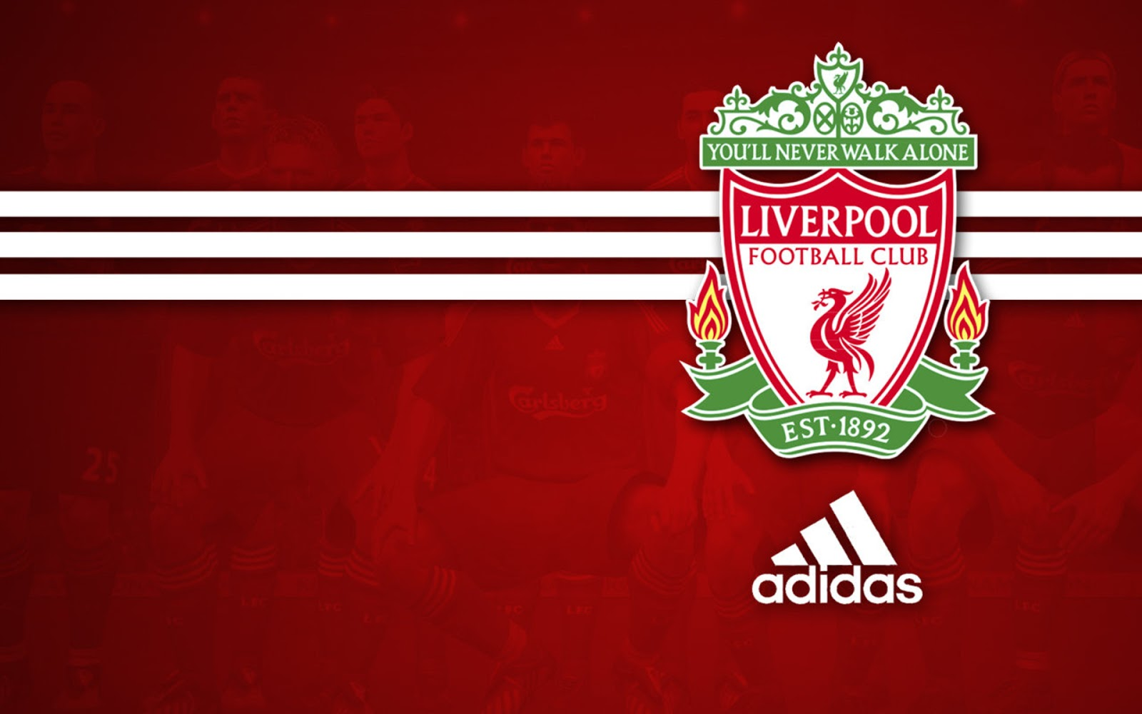 World Cup: New Logo Liverpool Wallpapers - Sept