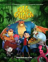 pelicula Isla Calaca