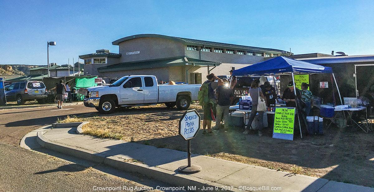 Bosque Billu0026#39;s Backroads: Crownpoint Navajo Rug Auction - June 2017