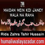 http://www.humaliwalayazadar.com/2016/11/rida-zahra-tahir-hussain-jaffir-nohay.html