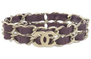Authentic CHANELl CC Bracelet Not A Replica