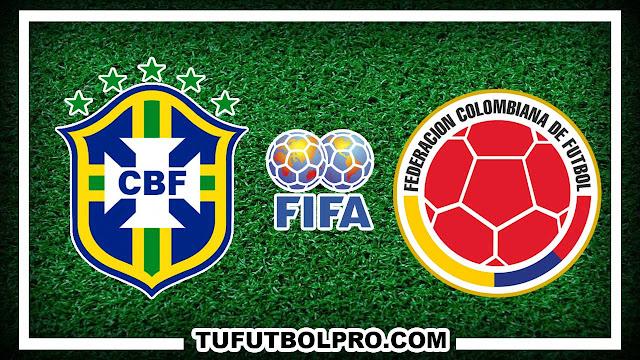 Ver Brasil vs Colombia EN VIVO Por Internet Hoy 6 de Septiembre 2016