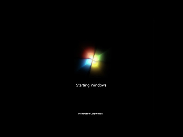 Troubleshooting startup issues in Windows 7 part 2