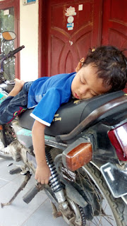 Motor sport nyaman untuk dikendarai