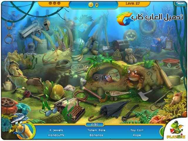 تحميل لعبة حوض السمك Aquascapes - تحميل العاب مجانا
