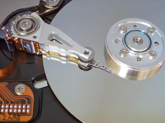 Perbedaan hard drives GPT dan MBR