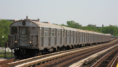 Wagon serii R32 - metro Nowy Jork