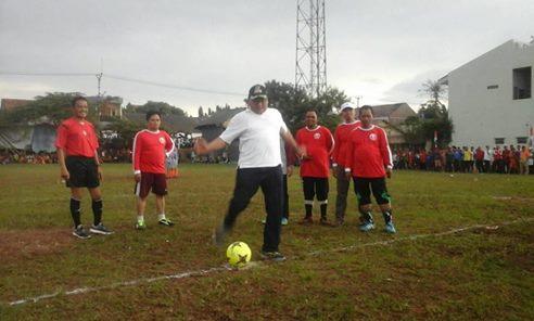 Turnamen Mampang Cup II Ajang Silaturahmi dan Hiburan