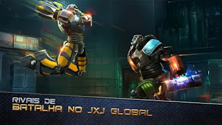 Real Steel World Robot Boxing Apk Mod Dinheiro Infinito