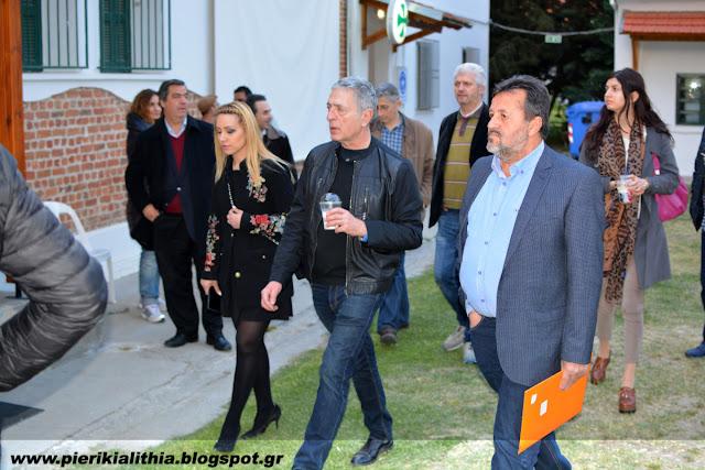 Ο Ευρωβουλευτής του ΣΥΡΙΖΑ, Στέλιος Κούλογλου στην Κατερίνη. Ήρθε, άκουσε, δεν μίλησε και έφυγε... (ΦΩΤΟ)