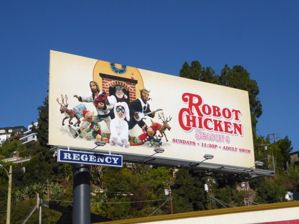 Chicken season 9 billboard