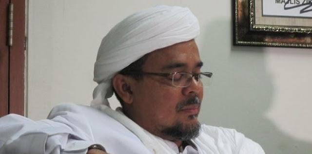 Lama Tak Ada Kabar, Habib Rizieq Dinyatakan Telah Wafat Ini Penyebabnya!