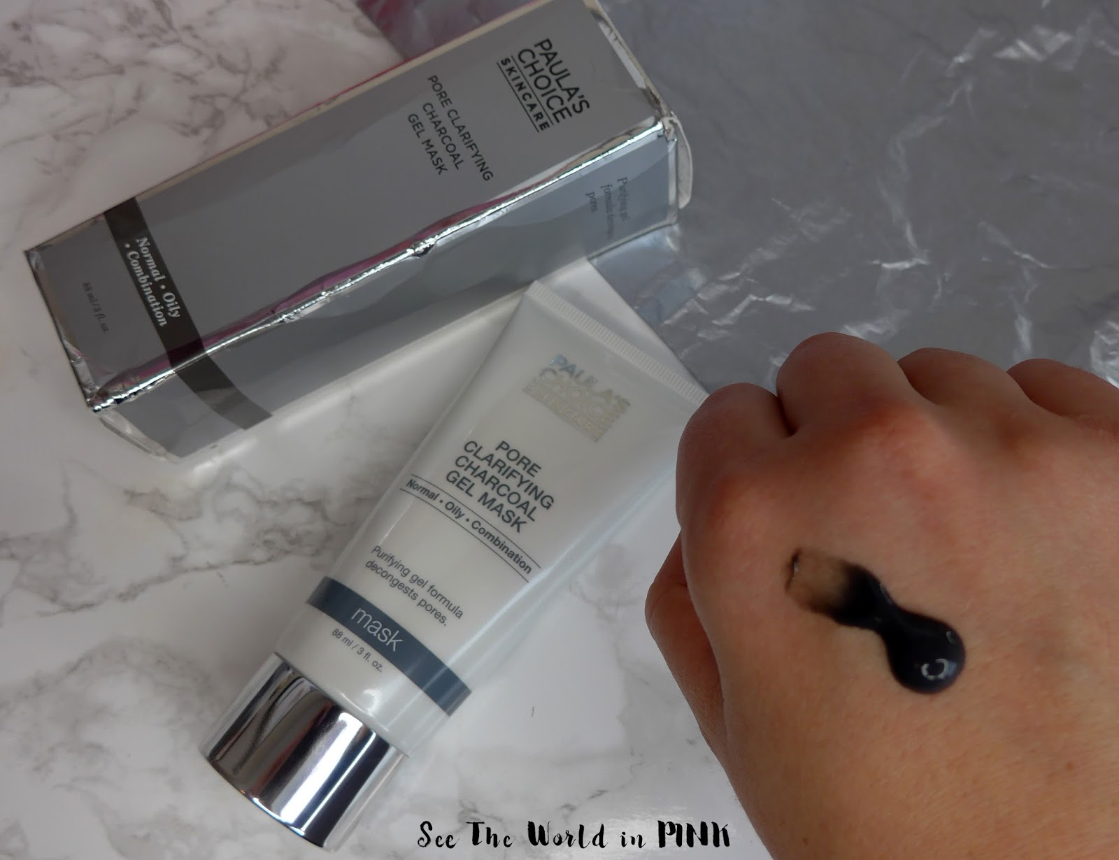 Mask Thursday - Paula's Choice Pore Clarifying & Rehydrating Moisture Masks