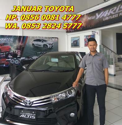 Januar Sales Toyota Nasmoco Purwokerto
