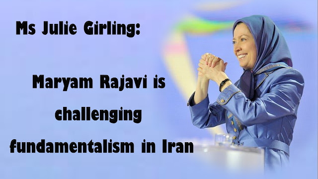 MEP: Maryam Rajavi is challenging fundamentalism in Iran