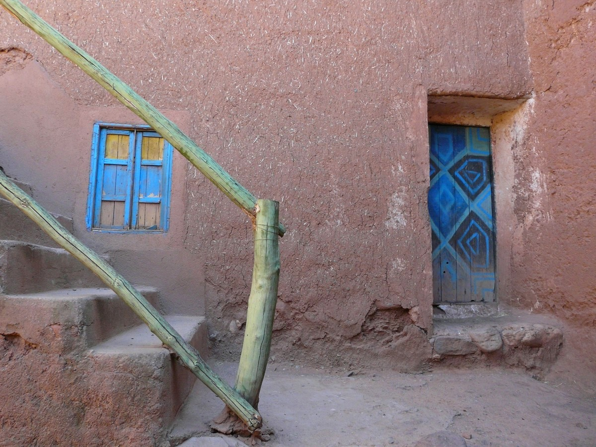 montreur d 39 images maison traditionnelle au maroc. Black Bedroom Furniture Sets. Home Design Ideas