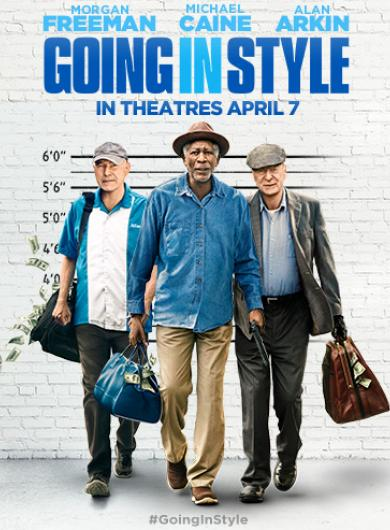 Going in Style (2017) ταινιες online seires oipeirates greek subs