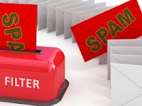 Cara Cegah Spam Mendatangi e-mail