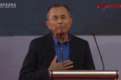 Tak Lagi Dukung Jokowi, Dahlan Iskan Kini Ada di Kubu Prabowo