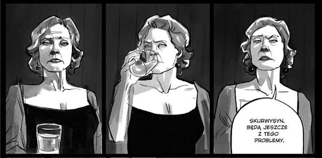 """Tarantino by się nie powstydził - """"Nie przebaczaj"""", Kuba Ryszkiewicz, Marianna Strychowska"""