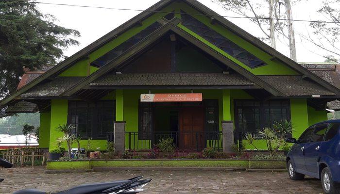 Pusat Informasi Wisata Kampung Cai Ranca Upas Ciwidey