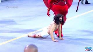 Satanás vencendo Jesus
