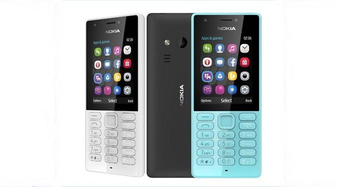 Microsoft Rilis Nokia 216 Dual SIM