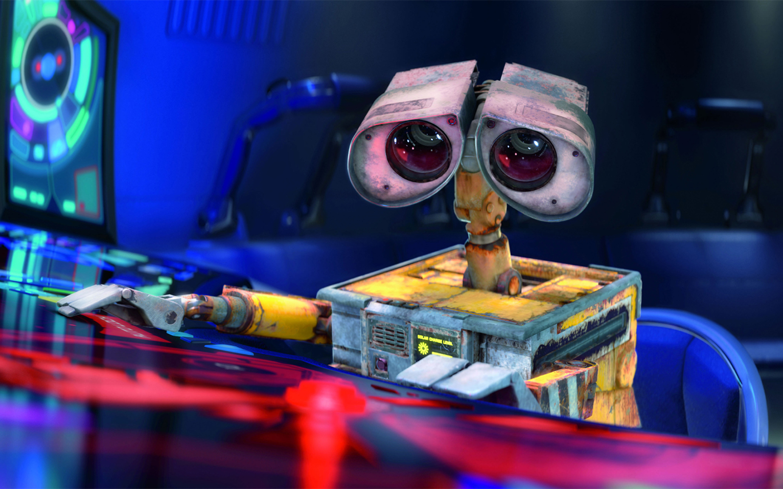 Robot 2 0 Movie Hd Wallpapers Download Free 1080p: WALL-E 3D Movie HD Wallpapers