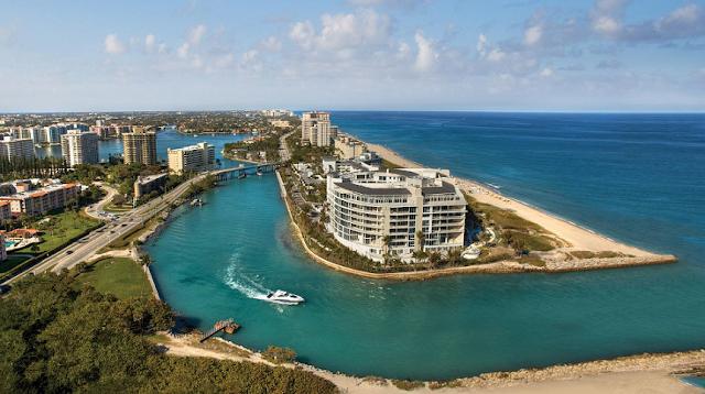 Boca Raton em Miami | Praia, compras e restaurantes.