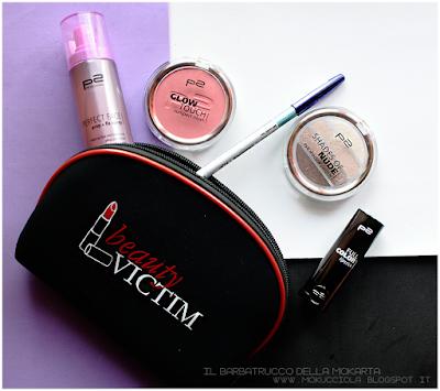 pochette makeup p2 cosmetics