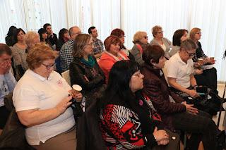Encuentro sobre igualdad convocado por el Partido Socialista