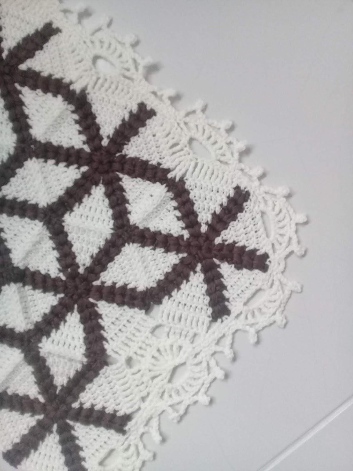 Crochet Edge For Blankets