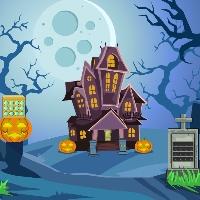 Genie Scary Graveyard Escape 4