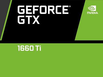 Las nuevas GTX 1660 Ti con AoTS son un 19% más rápida que la GTX 1060