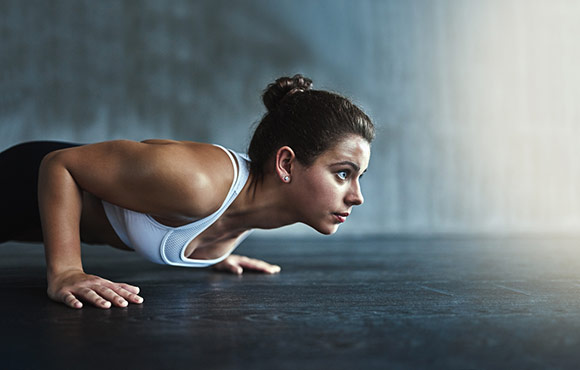 The 5 Best Exercises for a Full-Body Workout