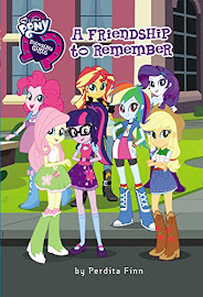 My Little Pony Equestria Girls: A Friendship to Remember Books