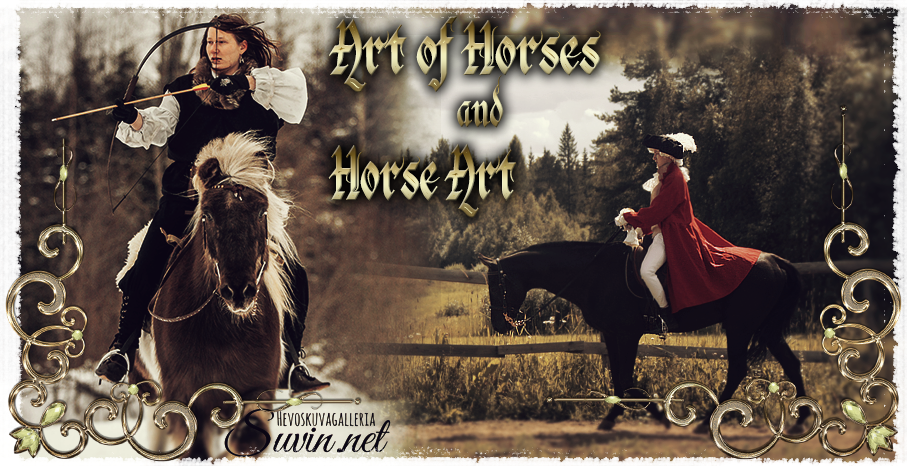 Art of horses and horse art